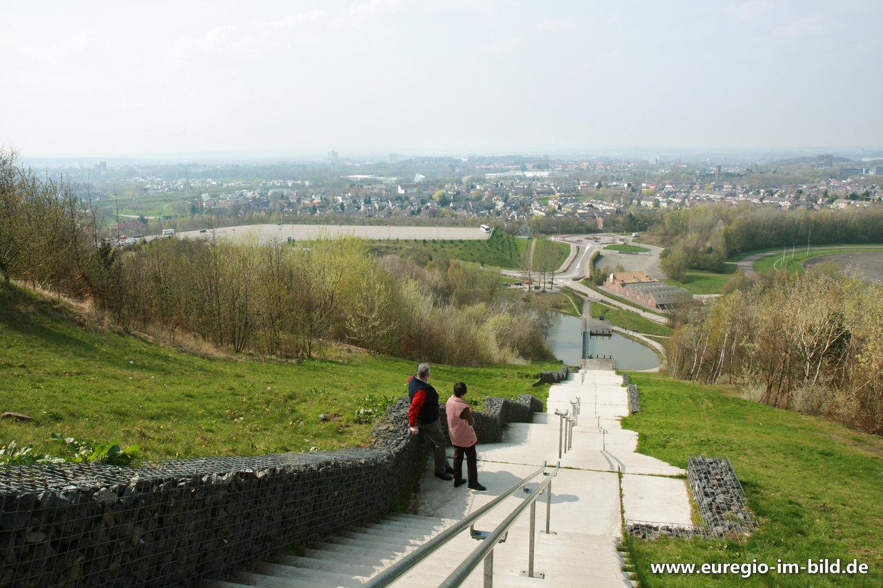 Die Langste Treppe Der Niederlande Landgraaf Euregio Im Bild