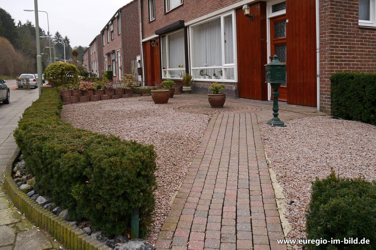 Gartengestaltung mit Kies und Steinen - Euregio im Bild