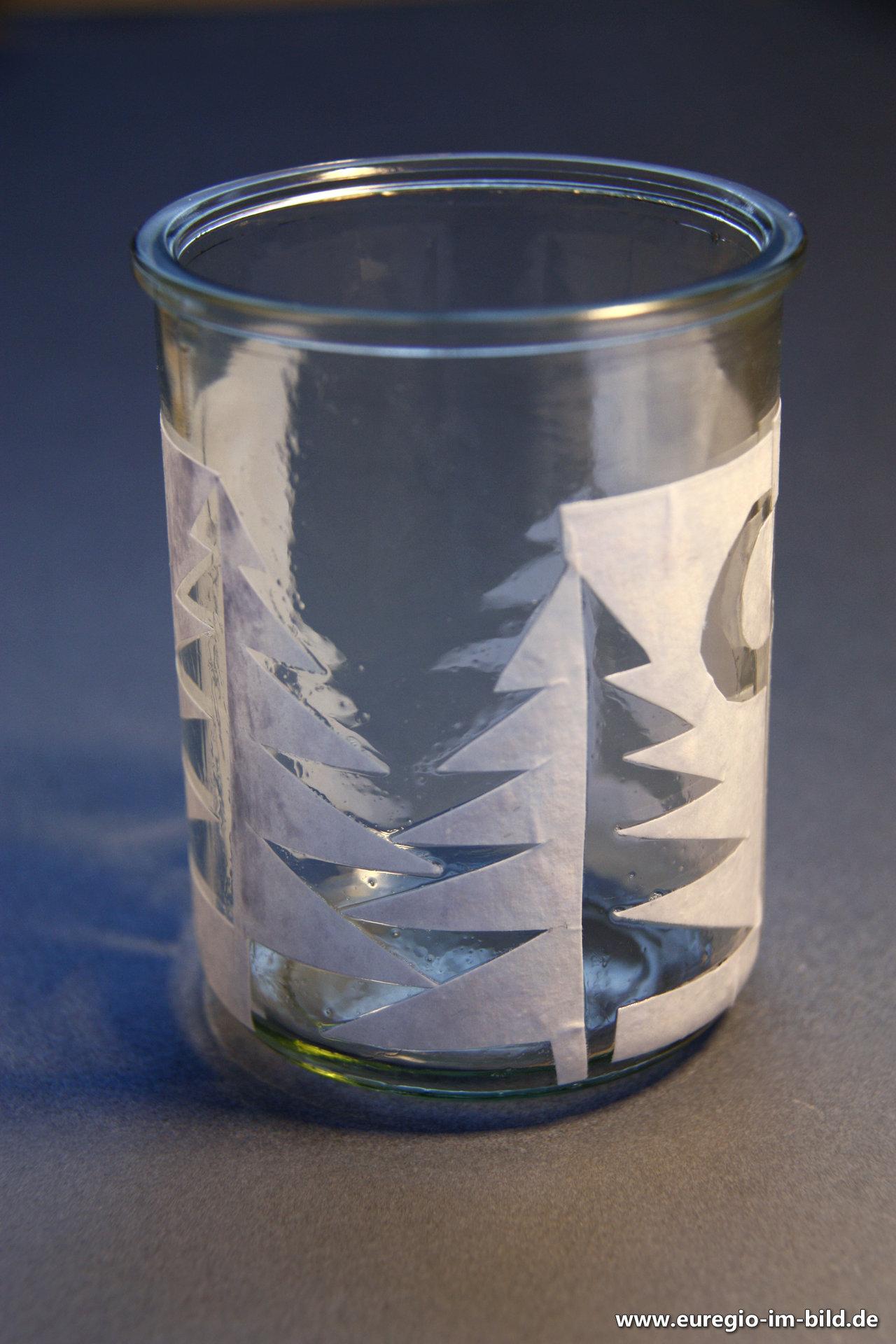 Windlichter Basteln windlichter basteln im winter euregio im bild