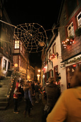 Halloween in Monschau