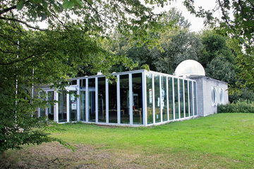 Sternwarte Brunssummerheide, Sterrenwacht eXplorion - science center